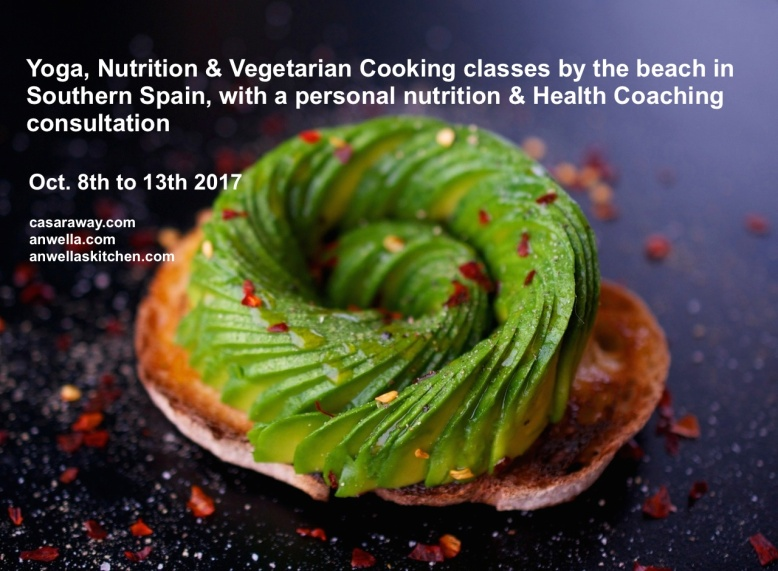 Nutrition, Cooking, and Yoga Retreat