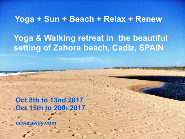 YOGA WALKING RETREAT SPAIN